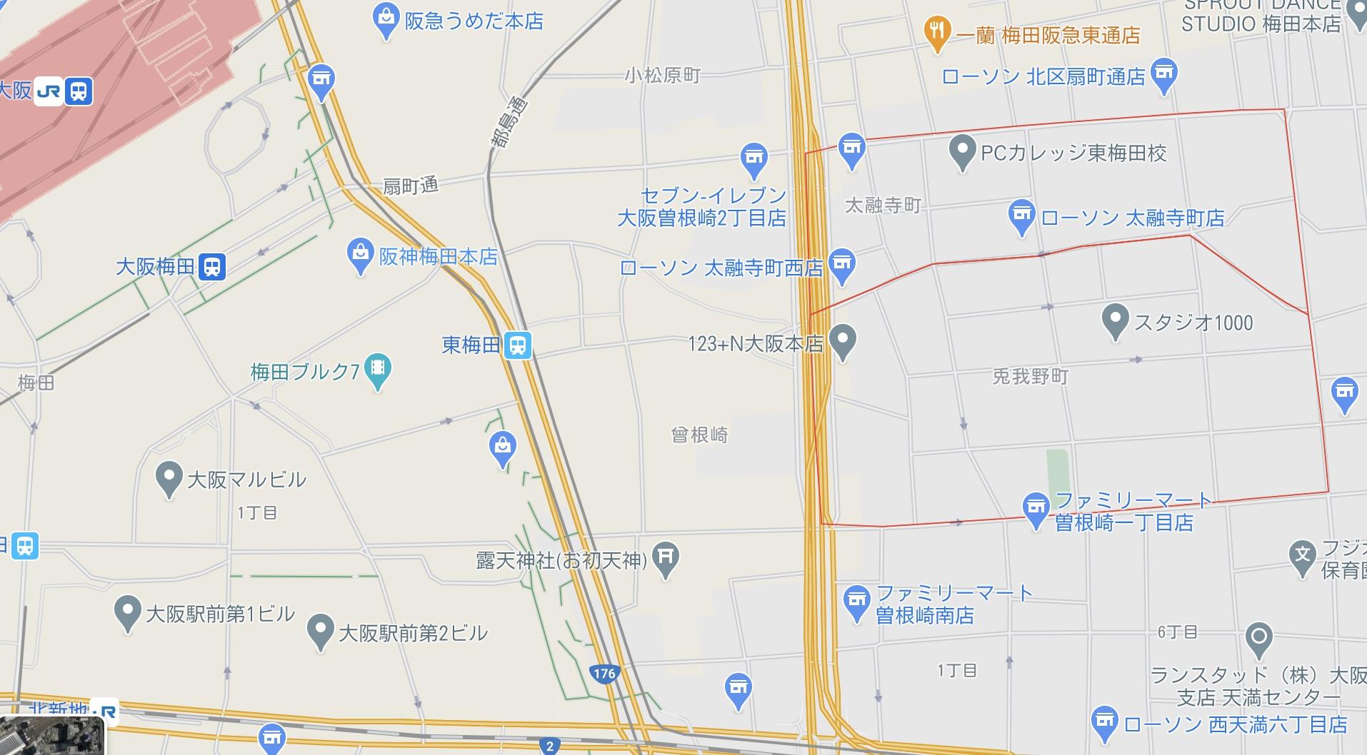 大阪駅前ビルから近いラブホテル
