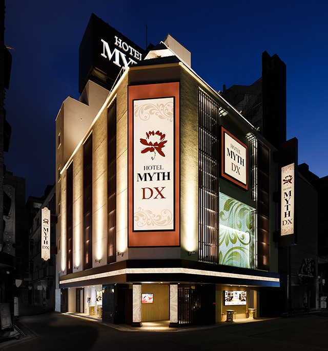 HOTEL MYTH DX 外観
